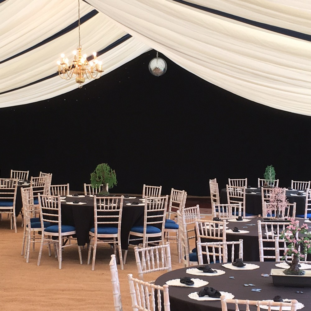 Commercial Lighting Hire: Rochesters Event Hire