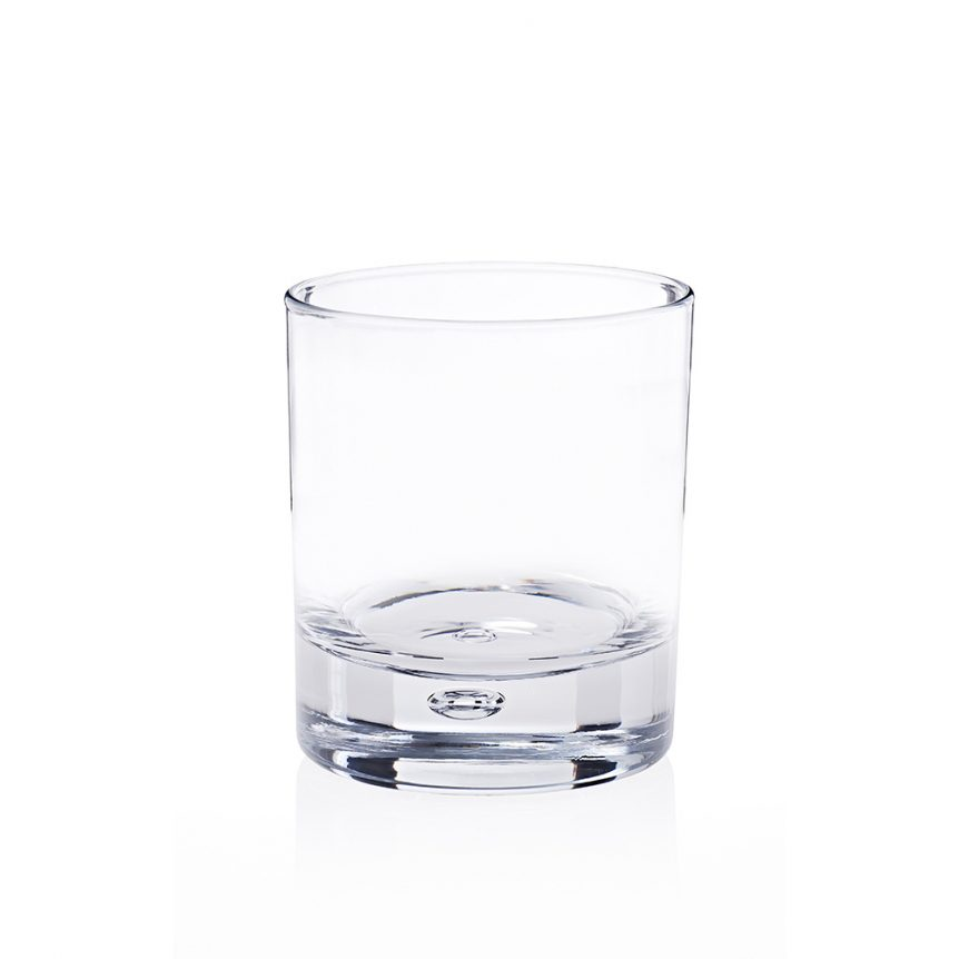 A whiskey tumbler ideal for drinks parties. Available to hire from Rochesters Event Hire