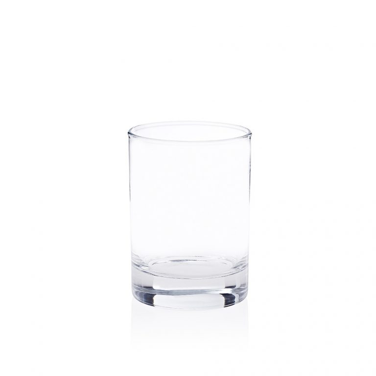 A 6oz hiball glass ideal for water at weddings and parties
