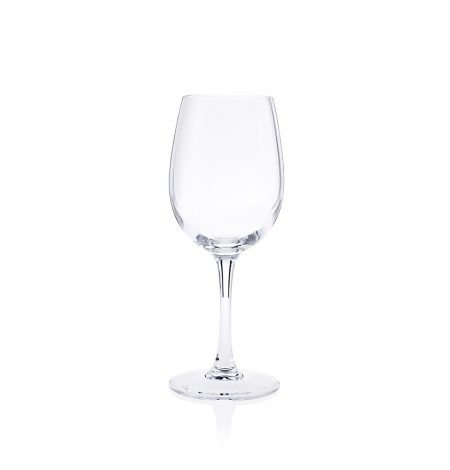 An 8oz Cabernet wine glass or 12oz cabernet wine glass, or 16oz cabernet wine glass ideal for wedding and parties