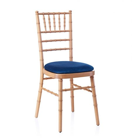 event hire chivari chair natural navy