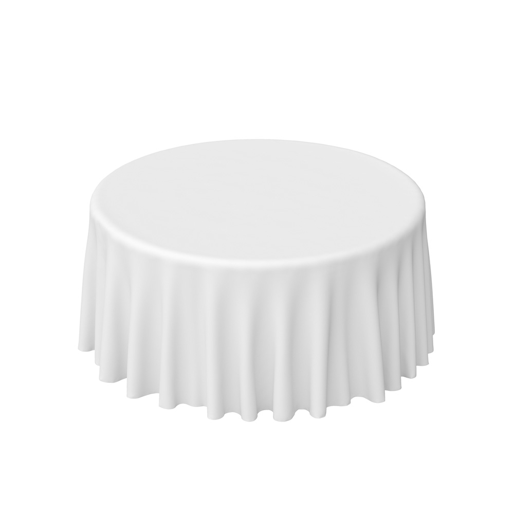 Round Table With Tablecloth.Round Tablecloth 108