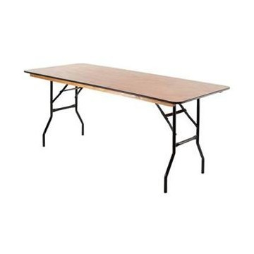 A 6ft trestle table ideal to use at weddings and parties. hire our large 6ft x 3ft trestle table and our 8ft trestle table hire