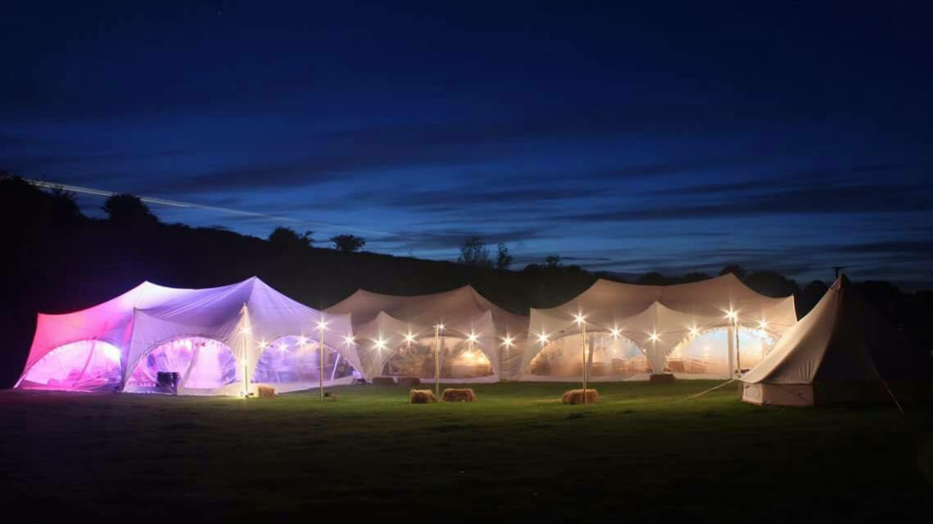 Capri Marquee Hire Dorset Devon Somerset A Great