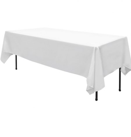 trestle tablecloth and trestle table linen