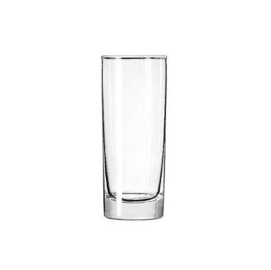 10oz hiball glass ideal for water and soft drinks at weddings