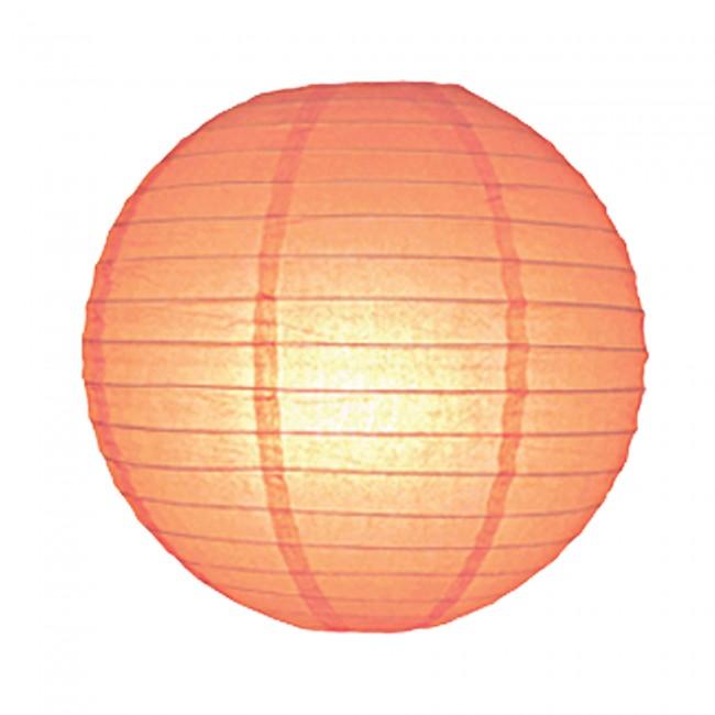 Peach Lantern Hire