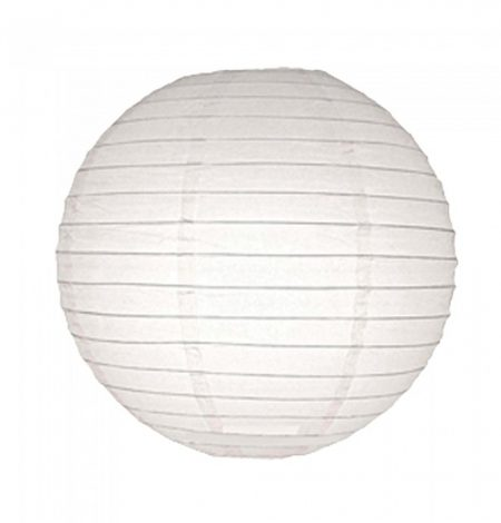 white paper marquee lanterns ideal for decorating a venue or marquee