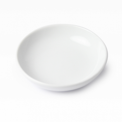 white butter dish hire